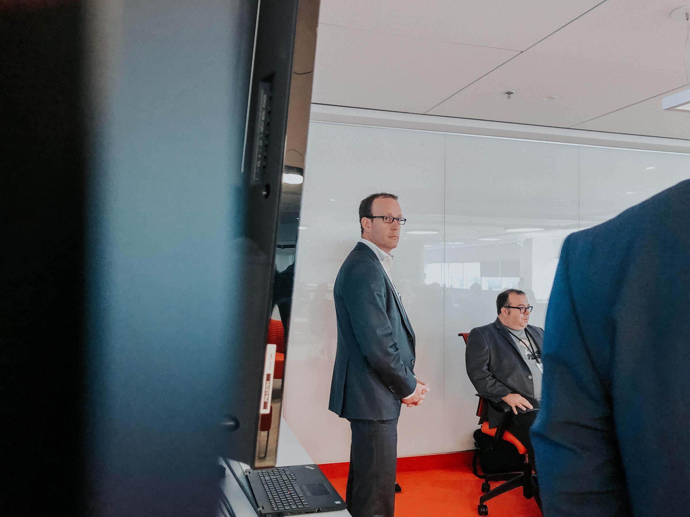 Tournée Xn à la Banque Nationale par Xn Québec