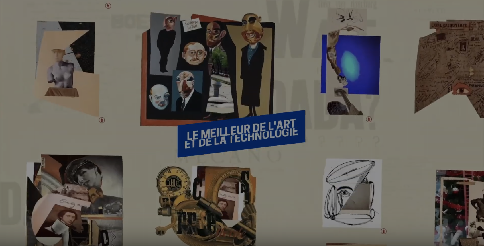 A trailer that celebrates Quebec's digital creativity