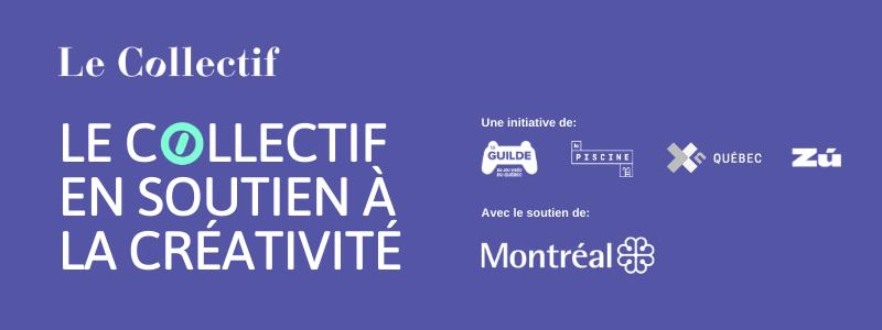 Un collectif est formé pour soutenir les industries culturelles et créatives du Québec