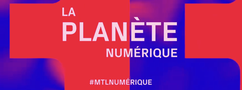 Planète Numérique – Automne 2020 : Calendrier détaillé